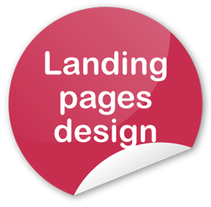 Diseño WEB: Landin Pages. A Design, UI / UX&IT project by Esther Amil         - 20.12.2012