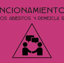 FUNCIONAMIENTOS WAYFINDING. Um projeto de Design, Ilustração, Instalações, Fotografia e UI / UX de Carolina Rojas Vilos         - 23.12.2012