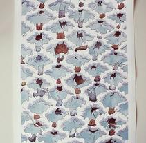Países del corazón.. Un proyecto de Ilustración de Guillermo Monje         - 08.01.2013