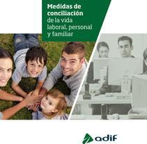 Medidas de Conciliación. A  project by Eva San José         - 09.01.2013