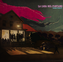 La casa del pantano. A Design, Illustration, Advertising, Music, Audio, and Motion Graphics project by Pablo Pino - Jan 23 2013 01:39 AM