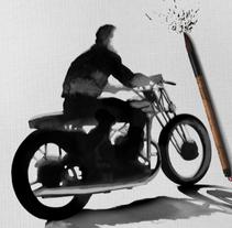 The Master. Un proyecto de Diseño e Ilustración de Mario Tres         - 29.01.2013