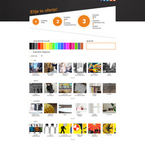 WEB OCOM. A Design project by Ricardo Sanchez - 14-02-2013