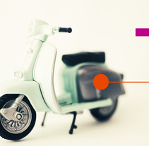 """Bello, sembra una vespa"". A Photograph project by Jose Guillén - 17-02-2013"