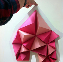Expo Cartel Dia de la Dona. Um projeto de Design, Instalações e 3D de Quim Mirabet López         - 17.02.2013
