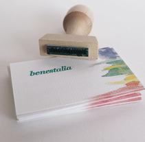 BENESTALIA. Un proyecto de Diseño de Ruth Domínguez         - 18.02.2013