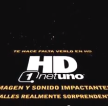 NetUno television en HD Star Wars. A Design, Advertising, Motion Graphics, Film, Video, and TV project by Juan Pablo Rabascall Cortizzos         - 21.02.2013