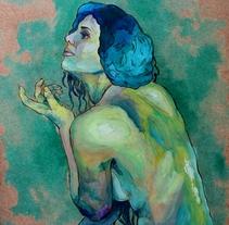 Autorretrato. Un proyecto de Ilustración de Ana Maturana - 26-02-2013