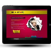 Ipad app. A  project by Alicia Bolaño - 28-02-2013
