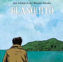 Blanquito. A Illustration project by José Antonio Ávila Herrero - 06-03-2013