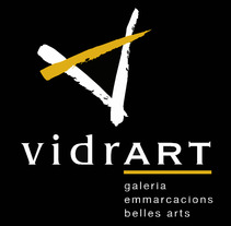 Galería de Arte Vidrart. A Design, Illustration, Advertising, Installations, Software Development, Photograph, and UI / UX project by Jordi Salord         - 07.03.2013