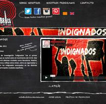 Documental Indignados. Un proyecto de Cine, vídeo y televisión de NEUS PALOU MIRÓ         - 28.03.2013