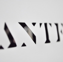 Logo Pantera. Un proyecto de Diseño de Cynthia Corona - 04-04-2013