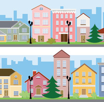 Vector Style. A Illustration project by Mia Charro - Apr 10 2013 11:31 AM