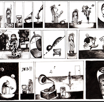 welcome 2013. Um projeto de Ilustração de raquel arriola caamaño         - 30.12.2013