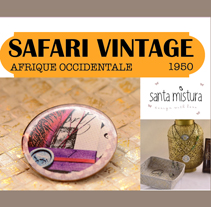 Accesorios: Safari Vintage. A Design, Illustration, Advertising, and Photograph project by Irene Cruz - Jan 17 2016 12:00 AM