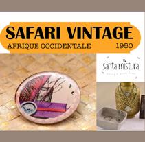 Accesorios: Safari Vintage. Un proyecto de Publicidad, Fotografía, Ilustración y Diseño de irene cruz cano - Domingo, 17 de enero de 2016 00:00:00 +0100