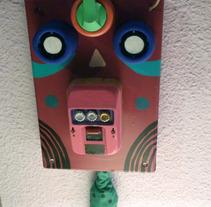 """Mi amigo Norman"". A Design, Illustration, Installations, Photograph, and 3D project by ZANART - 20-04-2013"