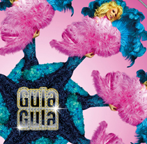 Manteles Gula Gula. A Design, Illustration, Advertising, and Photograph project by Jose Padrino Gomez - May 03 2013 06:46 PM