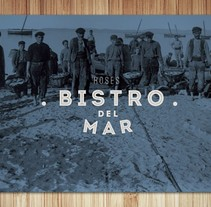 Bistro del Mar. A Design project by Anna  Pujadas Baqué - 05-05-2013