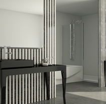 Hotel Sitges. A Design, and 3D project by Alicia Mesas Guerrero - 10-05-2013