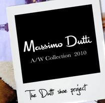 The Massimo Dutti Shoe Project A/W 2010. Un proyecto de Ilustración, Publicidad, Cine, vídeo y televisión de Luis Miguel  Falcón          - 27.05.2013