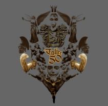 Página Bienvenida Taller 50. Un proyecto de Diseño y UI / UX de Refrito Studio         - 31.05.2013
