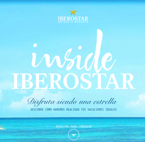 Inside Iberostar. A Design, Advertising, Installations, Software Development, and UI / UX project by Pablo Gonzalez         - 02.06.2013