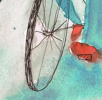 Bicicletas. Un proyecto de Diseño e Ilustración de Alejandra Ramírez         - 10.06.2013