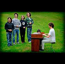 Diseño y maquetación del cd para el grupo Crayolaser. A Design, Music, and Audio project by María José Arce         - 16.06.2013