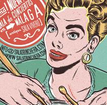 La Trinchera. Un proyecto de Ilustración, Publicidad, Dirección de arte, Diseño gráfico y Comic de Ink Bad Company - 21-06-2013