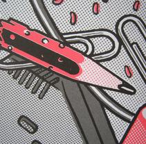 MASMDI. Un proyecto de Publicidad, Diseño e Ilustración de Ink Bad Company - Sábado, 22 de junio de 2013 19:44:06 +0200
