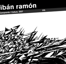 Ibán Ramón. Um projeto de Design de Gonzalo Dubón Bayarri - 24-06-2013