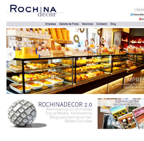 Rochinadecor. A  project by Carlos Cano Santos - Jun 26 2013 03:04 PM