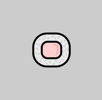SUSHI. Um projeto de Design e Ilustração de Alejandra Riera Mora         - 03.06.2014