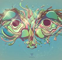 Water. Um projeto de Design e Ilustração de Cristian Eres         - 01.08.2013