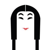 Geisha. Un proyecto de Diseño e Ilustración de Refrito Studio  - 05-08-2013