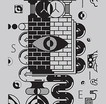 Exquisite Corpse Exhibition. Un proyecto de Diseño e Ilustración de Pablo Abad - Jueves, 22 de agosto de 2013 10:48:16 +0200