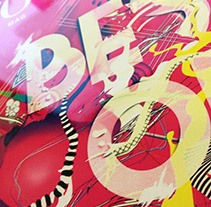 Go Mag Cover. Un proyecto de Diseño de jaume osman granda - Sábado, 24 de agosto de 2013 10:28:57 +0200