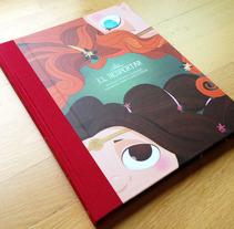 El Despertar. Un proyecto de Diseño e Ilustración de Marta García Pérez - 25-08-2013