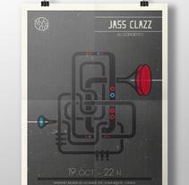 Carteles. Un proyecto de Diseño e Ilustración de Sergio Millan         - 26.08.2013