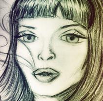 Ilustraciones. A Illustration project by Leyre Cerezal         - 18.09.2013