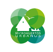 Logo Microhuertos Urbanos. Un proyecto de Diseño de Elena Zafón Hernández         - 30.09.2013