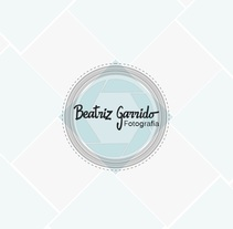 Beatriz Garrido - Fotografía. A Design, Br, ing, Identit, and Graphic Design project by Nagore Lejarza         - 02.10.2013