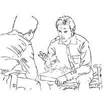 Ilustraciones. Um projeto de Ilustração de Veronica Ortiz Risco         - 07.10.2013