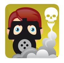 Iconos preventivos. Un proyecto de Diseño e Ilustración de Nuria  - Viernes, 11 de octubre de 2013 13:19:49 +0200