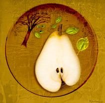 Frutas prohibidas. Un proyecto de Diseño, Ilustración y Publicidad de Nuria González Fernández         - 21.10.2013