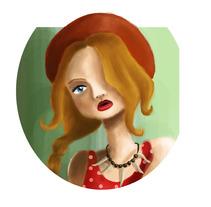 Fashion Illustration. A Illustration project by Jorge Garcia Redondo         - 22.10.2013