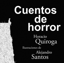 Cuentos de horror. A Illustration project by Alejandro Santos - 01-11-2013