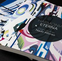 HARMONIA ETERNA, Nadir Afonso. Um projeto de Design de Juan Lois Bocos         - 06.11.2013